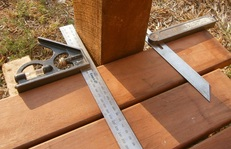 cutting your decking boards