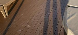 recoat deck